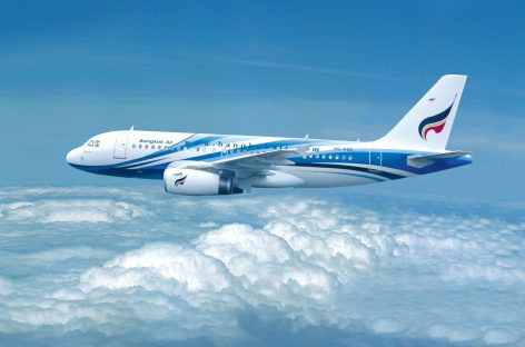 Bangkok Airways, codeshare con Jet e Asia Airlines