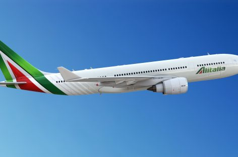 Alitalia apre le vendite per i voli in codeshare con All Nippon Airways