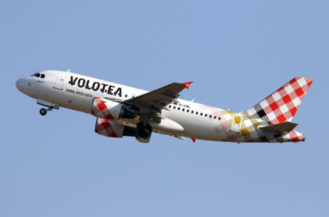 Volotea, 60 rotte in più per l'estate
