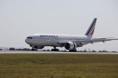 Air France, nuova sala privata a Parigi CdG
