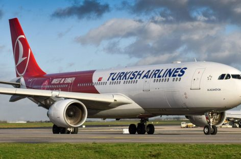 Turkish Airlines torna a Pisa