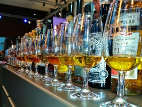 Spirit of Scotland: a Roma arrivano fiumi di whisky