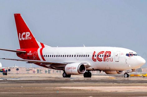 Air Europa-Lc Perù, accordo di codeshare