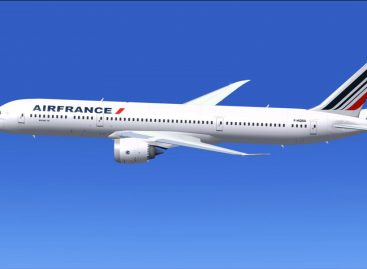 Air France-Klm torna a Malpensa con il nuovo Boeing 787