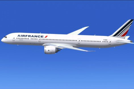 Air France, tornano i collegamenti Napoli-Parigi