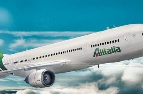 Alitalia, accordo di codeshare con Azul Brazilian Airlines
