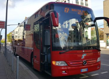 Busitalia sbarca in Olanda con Qbuzz