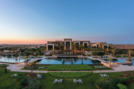 Accor gestirà il Royal Palm Marrakech di Beachcomber
