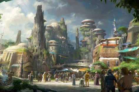 Walt Disney World: apre nel 2019 Star Wars Land