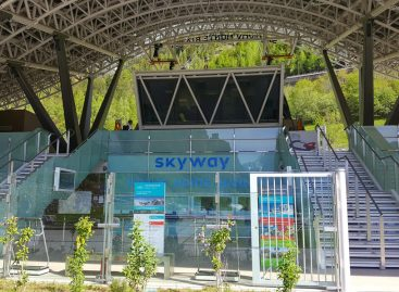 Skyway Monte Bianco: Mice ad alta quota