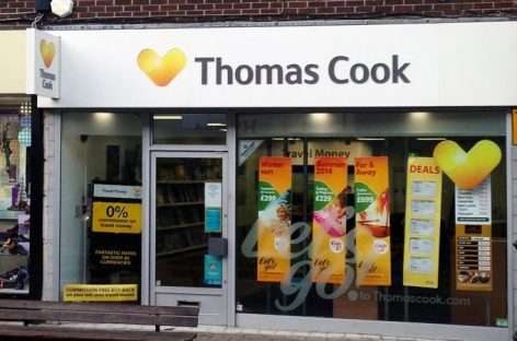Thomas Cook verso la cessione. In pole c'è Fosun