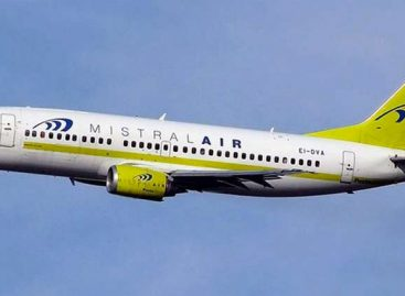 Mistral Air, al via il codeshare con Blue Panorama