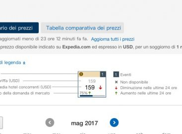 Expedia, è disponibile anche in Italia Rev+