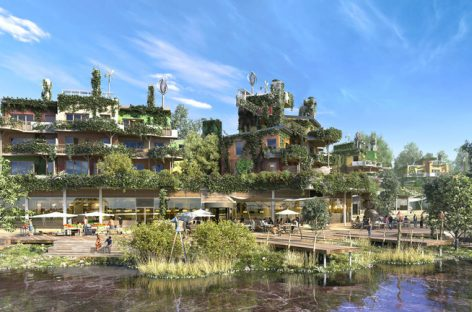 Disney, ad agosto apre Villages Nature Paris