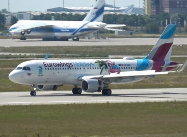 Eurowings versione tour operator