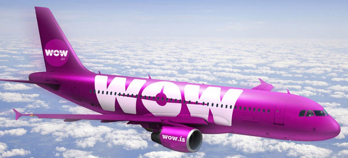 E ora Wow Air vola low cost da Reykjavik a Chicago