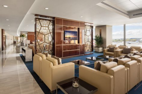 Emirates inaugura a Boston la 41ª lounge
