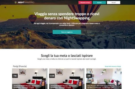 NightSwapping acquisisce il competitor MyTwinPlace