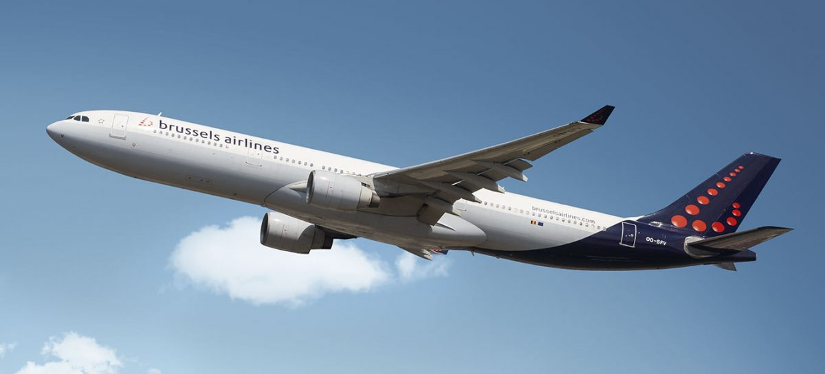 Brussels Airlines annuncia le rotte della summer 2021