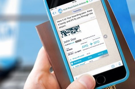 Klm spinge sull'intelligenza artificiale e lancia Family Updates