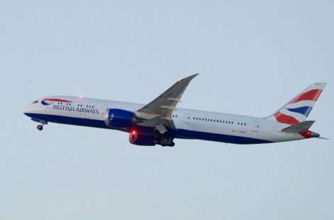 British Airways riprende i voli per Il Cairo