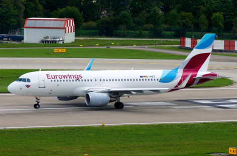 Eurowings vola low cost direzione New York e Florida
