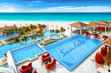 Nuovo all suite resort a Barbados firmato Sandals