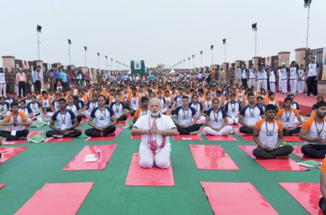International Yoga Day, l'India festeggia anche a Milano e Roma