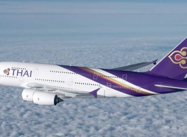 Thai Airways aumenta le frequenze da Roma e Milano