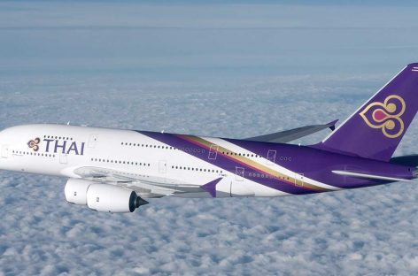 Thai Airways, nessun volo sull'Italia previsto per l'estate