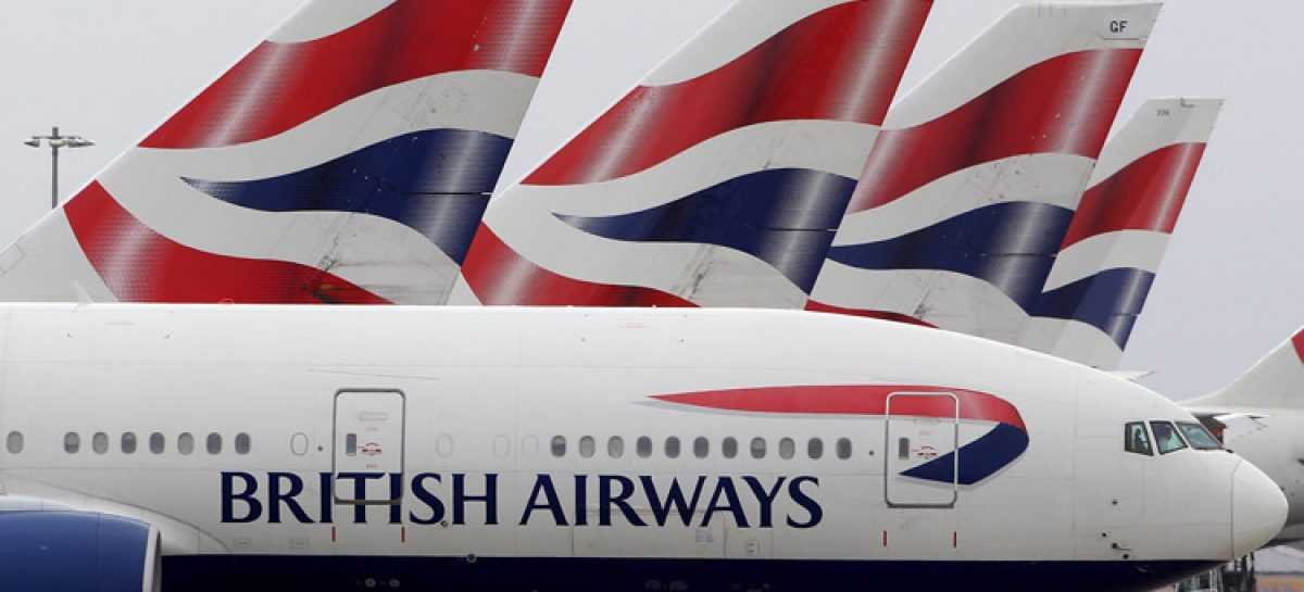 Ventinove elefanti per British Airways