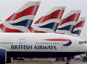 British Airways licenzierà 12.000 dipendenti