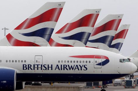 Maxi sciopero British Airways: 300mila pax a terra