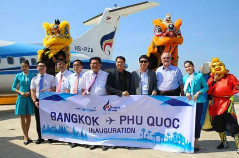 Anche Bangkok Airways vola a Phu Quoc