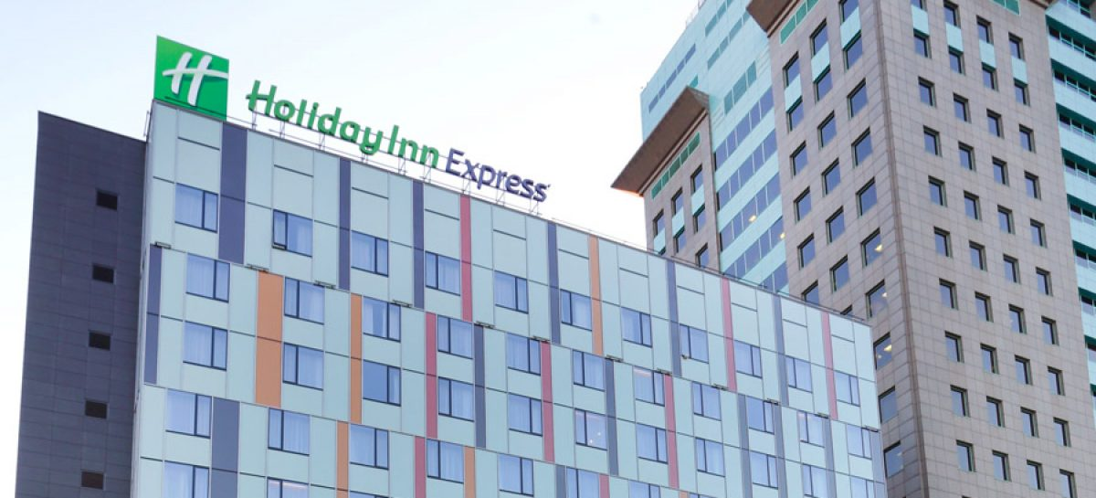 Debutto a Mosca per Holiday Inn Express