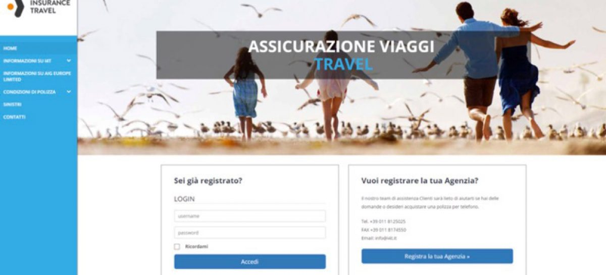"I4T Business, arriva la polizza ""on demand"" per i viaggi corporate"