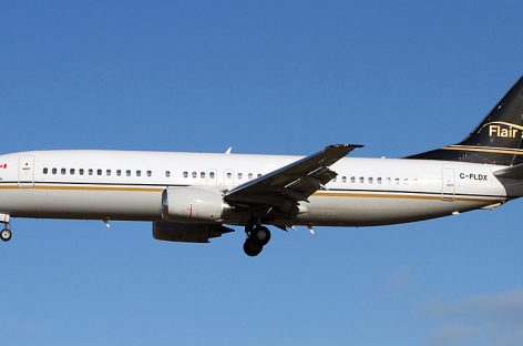 La low cost canadese Flair Airlines entra in Hahn Air