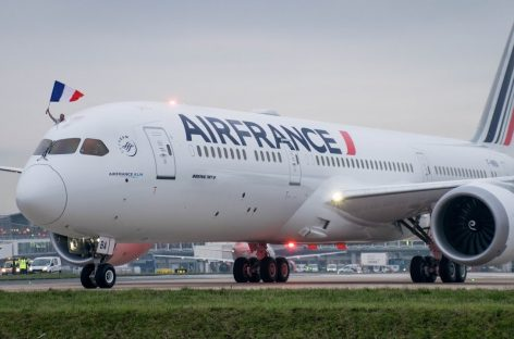 Air France, nuove rotte da Parigi per Dallas e Quito