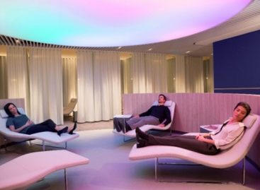 Air France reinventa la Business Lounge di Charles de Gaulle