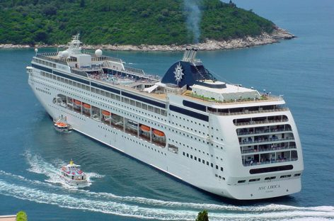 Msc Crociere ora debutta in India
