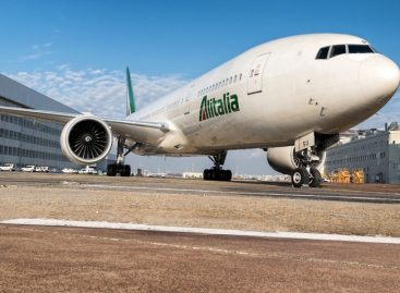 Alitalia, da ottobre codeshare con All Nippon Airways