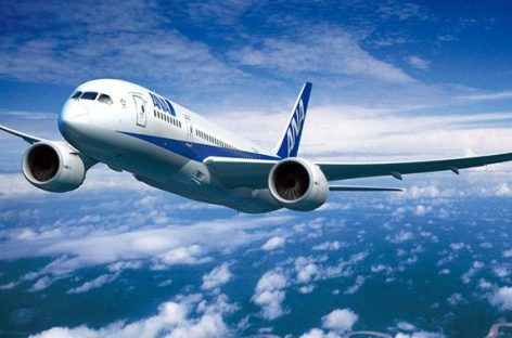 All Nippon Airways supporting partner di Tokyo 2020