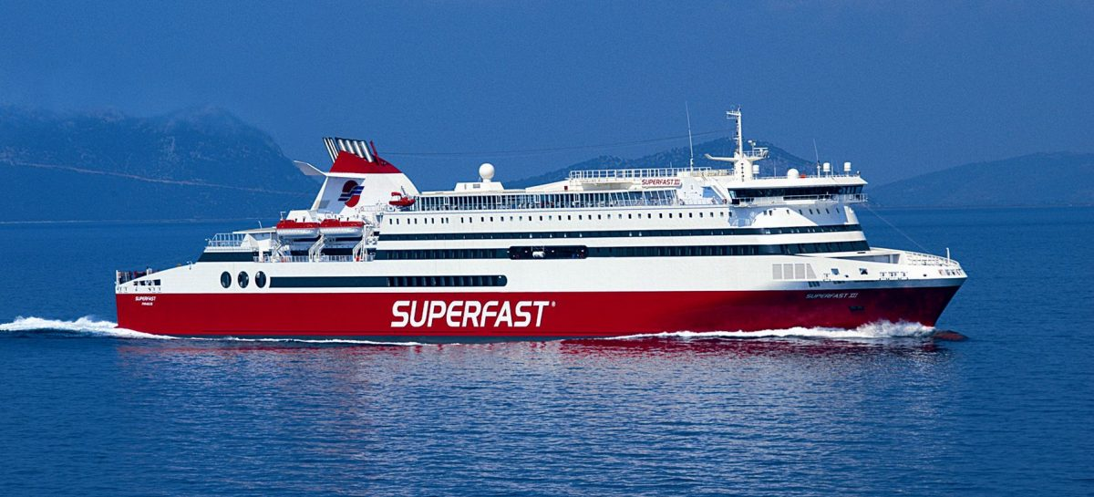 Superfast Ferries in roadshow a Bari e Ancona