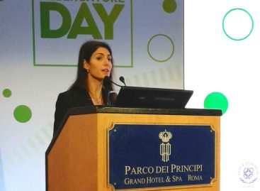 La sindaca Raggi all'Albergatore day: «Stop abusivi, più turismo up level»