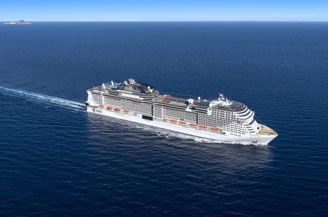 Msc Crociere, aperte le vendite per l'estate 2020