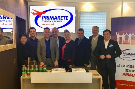 Primarete network amplia il team commerciale