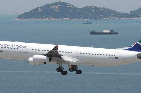South African Airways riceve il primo Airbus A350-900