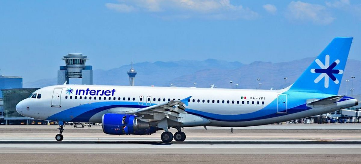 Interjet, accordo di codeshare con Alitalia