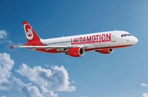 Laudamotion, più frequenze in estate tra Bergamo e Vienna