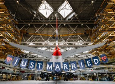 British Airways, il matrimonio dell'anno su un volo speciale